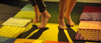 Tippy Toes - Cie Artamuse - Spectacle polysensoriel Rennes