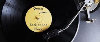Quincy Jones - Back on the Block Rennes