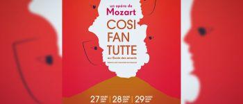 Cosi fan tutte - W.A. Mozart - Orchestre Médicis Rennes