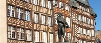 Visite couplée : la ville et le Parlement de Bretagne Rennes