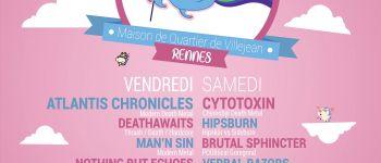 Licorne fest 4 : festival dédié aux musiques extrêmes et au fun Rennes