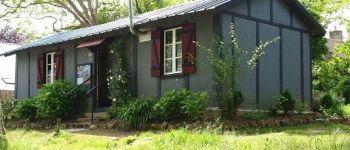 La cité de l'habitat provisoire de Soye Ploemeur