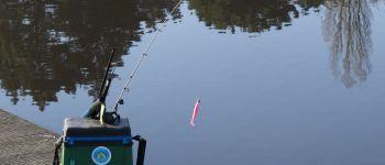 Pêche aux lignes rivières et étangs Ploemeur