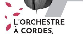 Concert de l'Orchestre à cordes Ploemeur