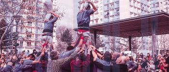 Ateliers d'initation aux castells - Pyramides humaines catalanes Rennes