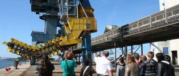 « Au cœur des docks », le port de commerce de Kergroise Lorient
