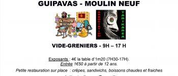 Vide-greniers de l'association Tarikaréa Guipavas