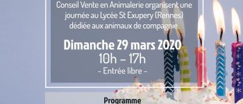 10e Journée des Animaux de Compagnie Rennes