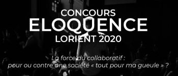 Concours d\éloquence avec La Colloc et le Cinéville, 3e édition Lorient