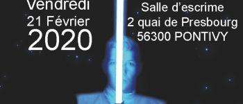 Stage découverte de sabre Laser Pontivy