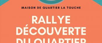 Rallye découverte du quartier la Touche Rennes
