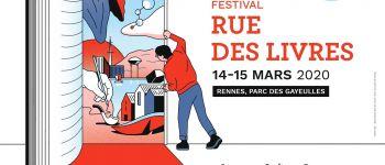 Jouer avec les mots des invités du festival Rue des livres Rennes