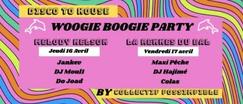 Woogie Boogie party Rennes