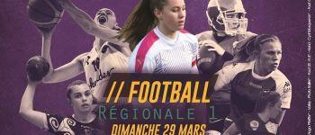 Les Sports s\emm\Elles 2020 : match de football Rennes