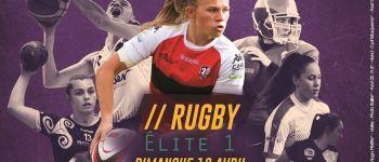 Les Sports s\emm\Elles 2020 : match de rugby Rennes