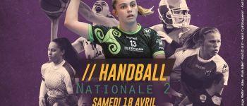 Les Sports s\emm\Elles 2020 : match de handball Rennes
