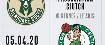 Une soirée NBA sur grand écran Rennes