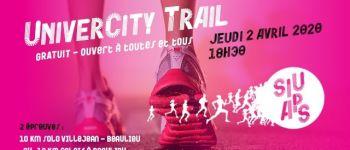 UniverCity trail Rennes