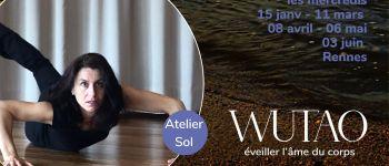 Atelier de Wutao sol Rennes