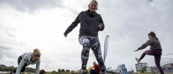Fit\forme plein air : activité physique en plein air fitness-gym-training Ploemeur