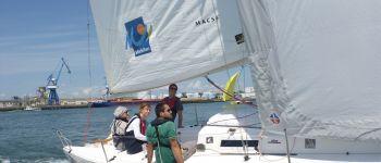 Balade au fil de l\eau en voilier Lorient