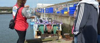 La marée du jour, le port de pêche de Keroman Lorient
