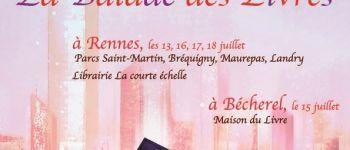 La Balade des Livres propose Partir en Livre, fête nationale du livre jeunesse Rennes
