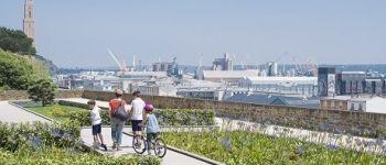 Visite guidée : Brest côté panoramas Brest