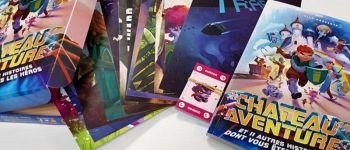 Animation Ados : découverte du jeu Château aventure et initiation au jeu de rôle Rennes