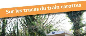 Rallye à énigmes - \sur les traces du train carottes\ - \la p\tite vadrouille\ Plonéour-lanvern