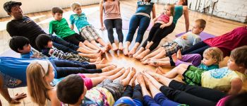 Yoga en famille Quintin