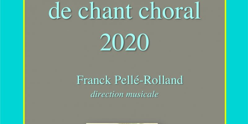 Stage de chant choral