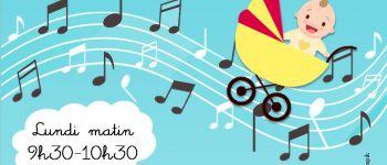 Éveil musical pour les 0-3 ans Saulnières