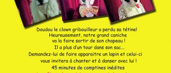 Ouaf ouaf spectacle pour les enfants Auray