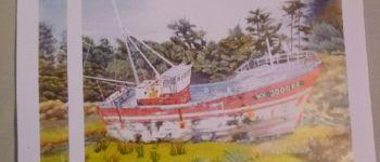 Exposition de peintures de lucette kerisit Ploudaniel