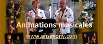 Ansaxony: des concerts gratuits aux associations et manifestations caritatives LORIENT