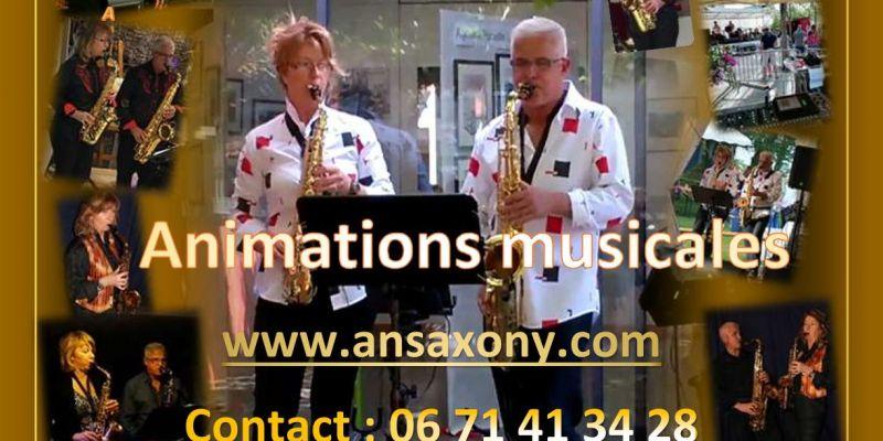Ansaxony: des concerts gratuits aux associations et manifestations caritatives