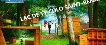 Parc de loisirs  laser game extérieur et archery fun Saint-renan