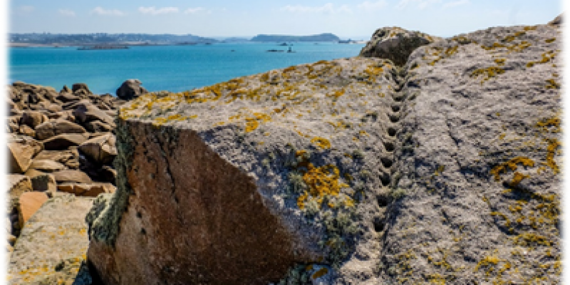 Aventure et exploration insolite au cœur diles bretonnes.