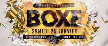 Gala de boxe pro St-avé