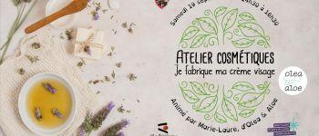 Atelier cosmétiques : je fabrique ma crème de jour maison naturelle Saulnières