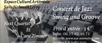 Next quartet et cara zimmer La gacilly