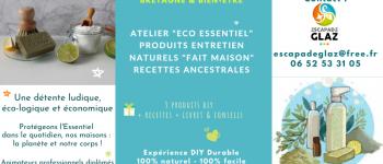 Atelier \eco essentiel\ - je fabrique mes produits d\entretien naturels Perros guirec