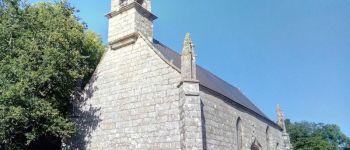 Balade à ploemel vers les chapelles, par les chemins creux Ploemel