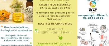 Atelier \eco essentiel\ dans la salle de bain - recettes pour le corps et la planète Trégastel