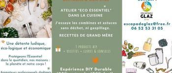 Atelier \eco essentiel\ dans la cuisine - recettes et astuces durables Pleumeur bodou