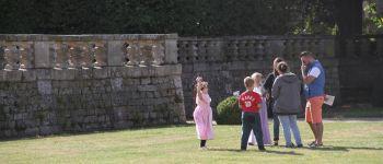 Au voleur ! jeu familles au château de quintin Quintin