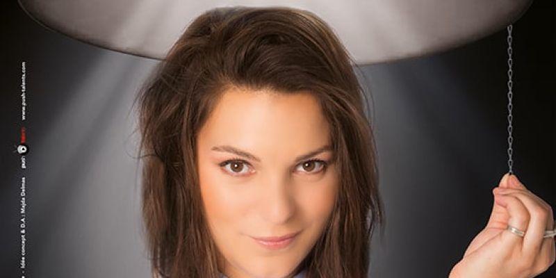 Alexandra Pizzagali - Cest dans la tête