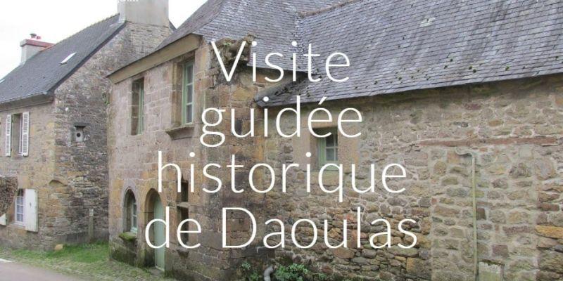 Visite guidée historique de Daoulas