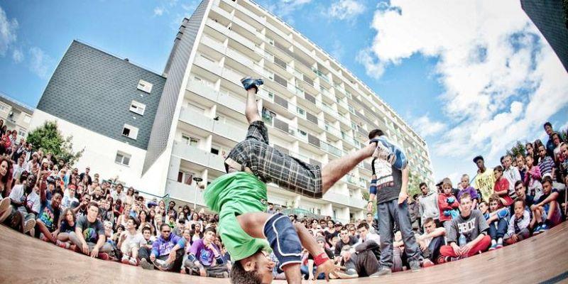 Hip Hop New School BLOCK PARTY